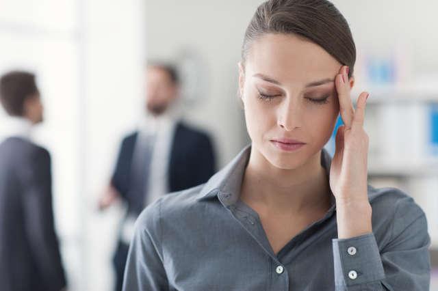 Stress verursacht Tinnitus und Hörsturz